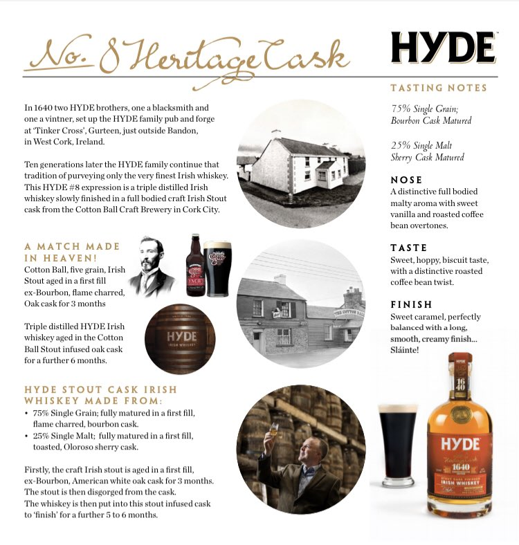 HYDE WHISKEY (@HydeWhiskey) | Twitter