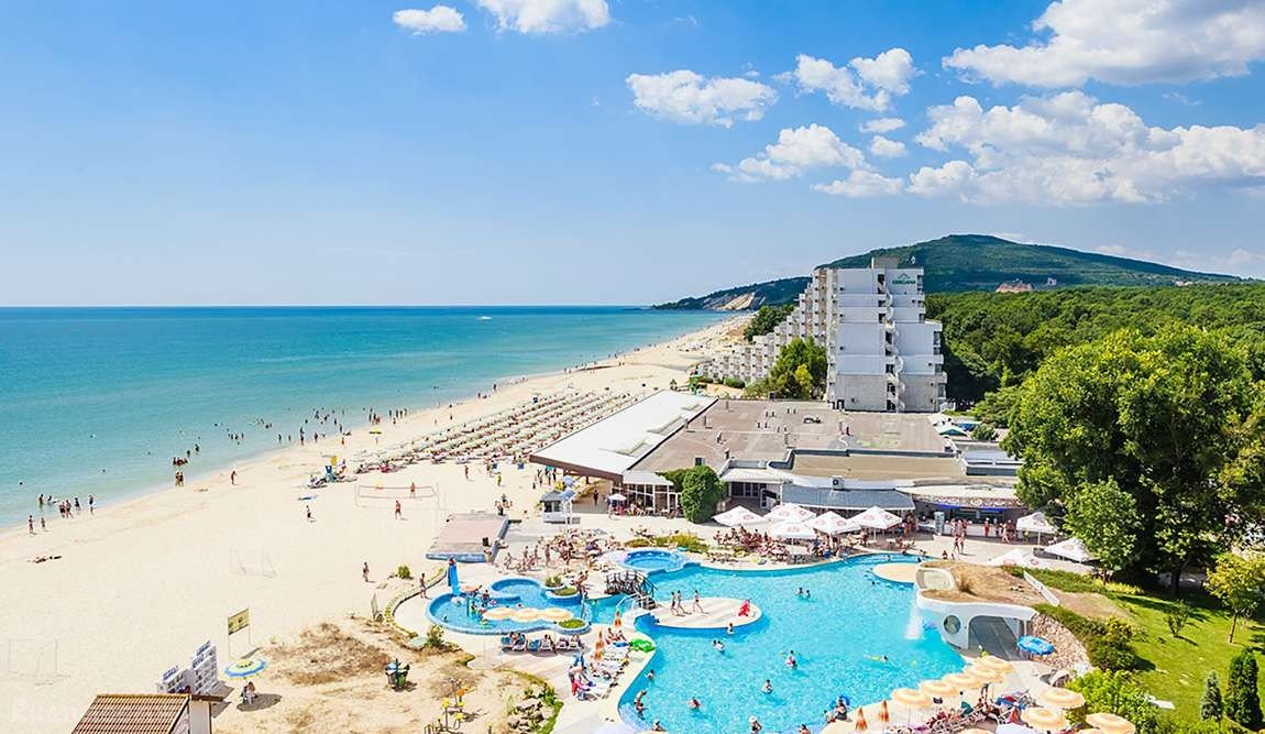 Албена болгария описание курорта фото