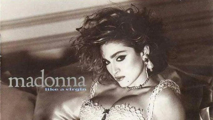 Happy Birthday Madonna, born  August 16, 1958!  Madonna has provided some incredible music throughout the years!