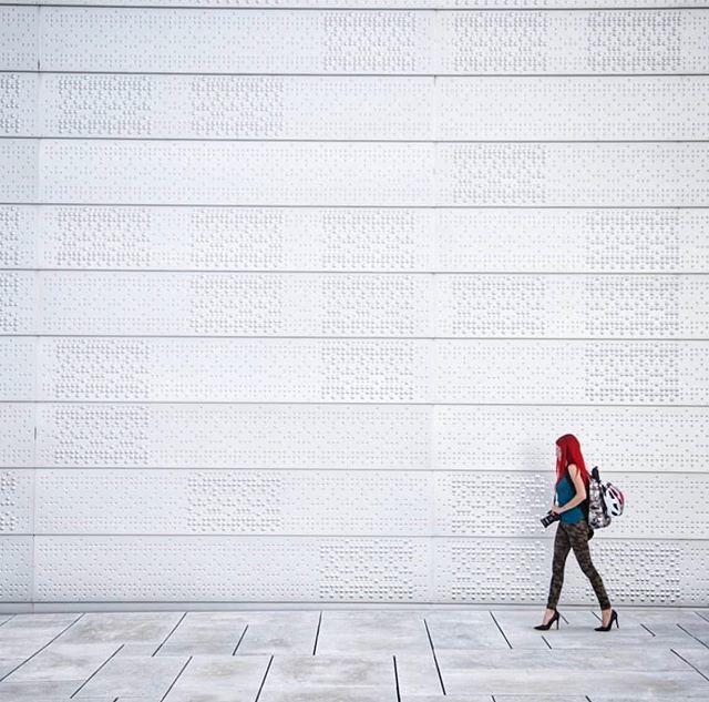 Opera wall 😊 #oslo #visitoslo Photo: @claudia_carletti ift.tt/2YPn5wJ