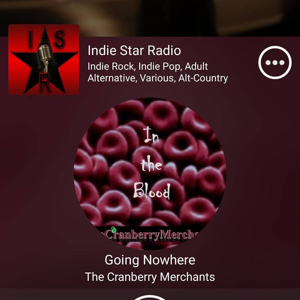 """A big shout out & thanks to Indie Star Radio for adding our song """"Going Nowhere"""" last night! AMAZEBALLS!!!  @isrrocks @isr_promo @ISRPromoManager   #thankyou #indiemusic #TuneIn<br>http://pic.twitter.com/zXOyy3bLMD"""