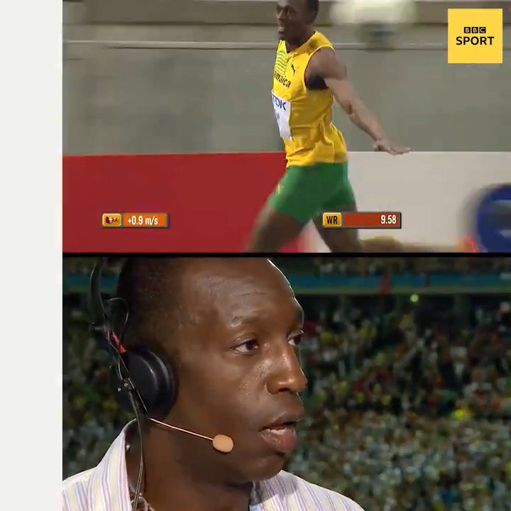 Image for the Tweet beginning: 10 years on and Usain