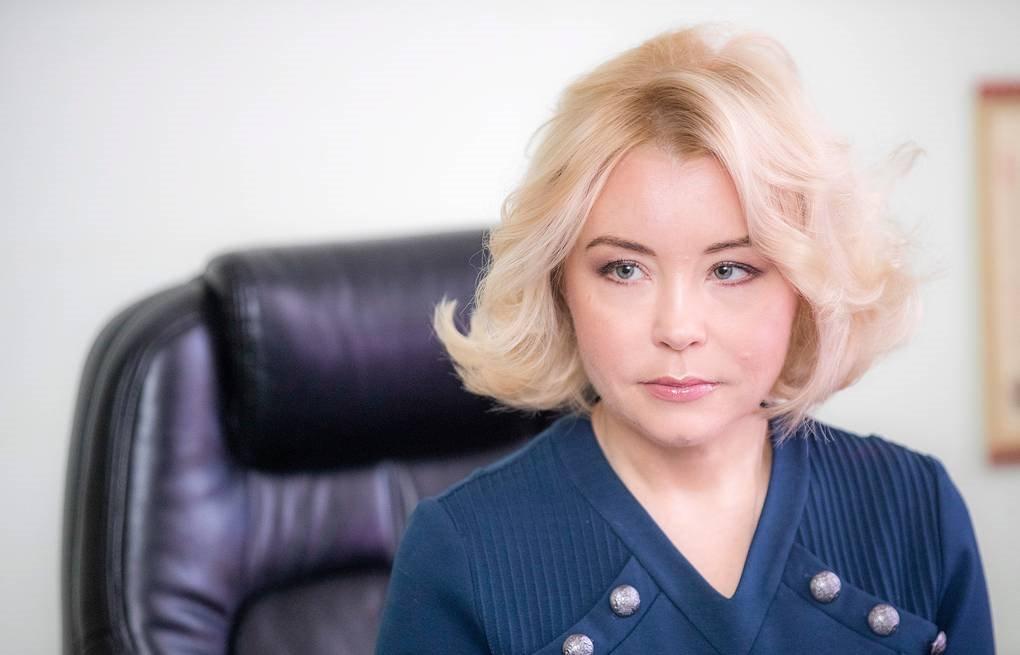 Светлана Радионова - руководитель Росприроднадзора