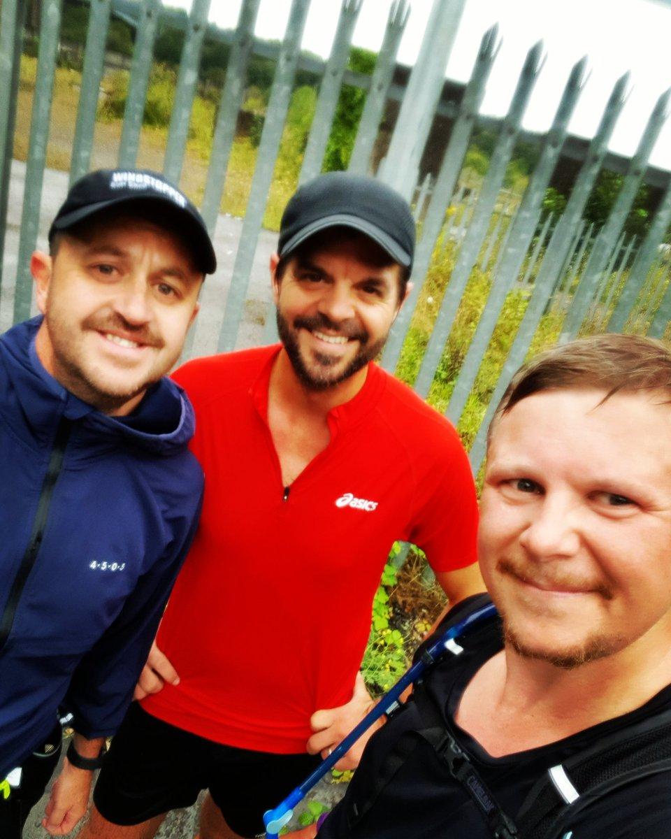 Awesome run with my best friends training to run Cardiff Half for Barnados Childrens Charity 2019 #teambarnardos #irun #runforlife #mentalhealthawareness #runstrong #runnersofinstagram #runnersworld #cardiffhalfmarathon #cardiffhalftraining #cardiffhalf2019 @BarnardosCymru<br>http://pic.twitter.com/xRgsH2bH05