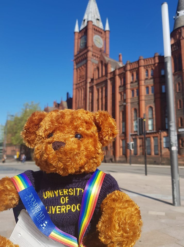 Excited to see so many new faces joining @livuni! Looking forward to seeing you around campus from September 🎉#alevelresults2019 #alevelresultsday #HelloLivUni bit.ly/2rYvrjJ