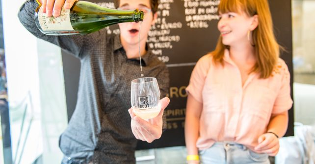 Spend tomorrow trying loads of affordable wines at the Car Boot Wine Market. ow.ly/NZ0q30pmrH3