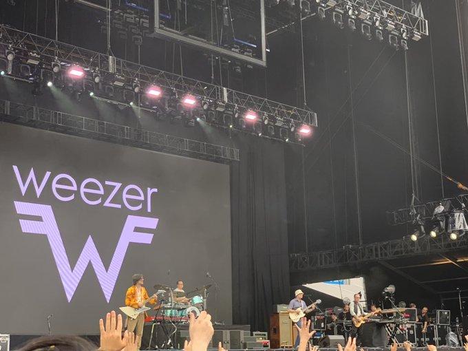 Weezer 写真