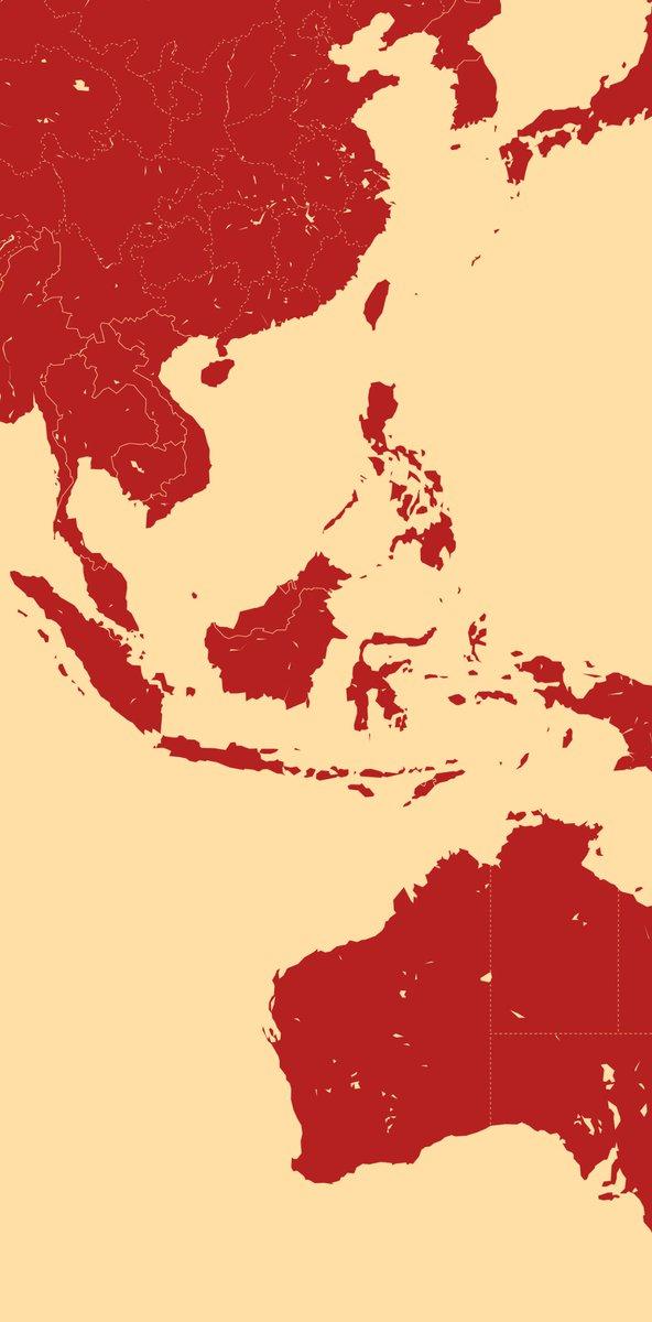 On Twitter Peta Indonesia Dalam Berbagai Style Bisa Dipakai