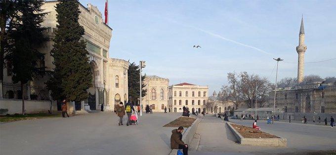 Beyazıt Meydanı Fotoğraf