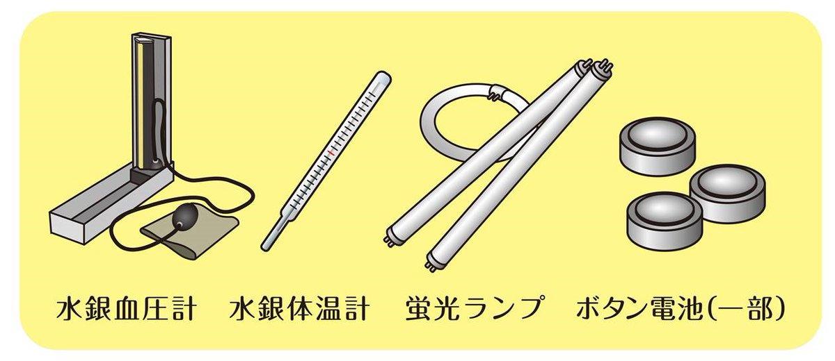 【水俣条約発効から2年】 2年前の今日、水銀の採掘、使用、廃棄などライフサイクル全体を管理する「水銀に関する水俣条約」が発効しました。日本でも自治体で水銀使用製品の回収等の取組が行われています。身の回りの水銀使用製品をよく知り、正しく利用しましょう。 env.go.jp/chemi/tmms/ind…