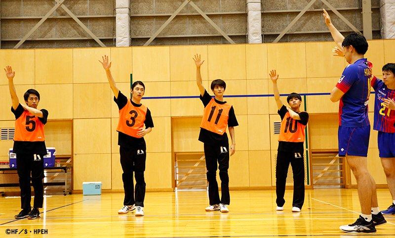あと3日!8/19(月)夜8:19よりハイキュー!!の日スペシャルを公式YouTubeチャンネルにて配信!FC東京の選手の皆さんによる熱血指導!新生烏野はプロの教えについていけるのか!?#ハイキューの日 #新生烏野 #はじめましての合同練習 #fctvb