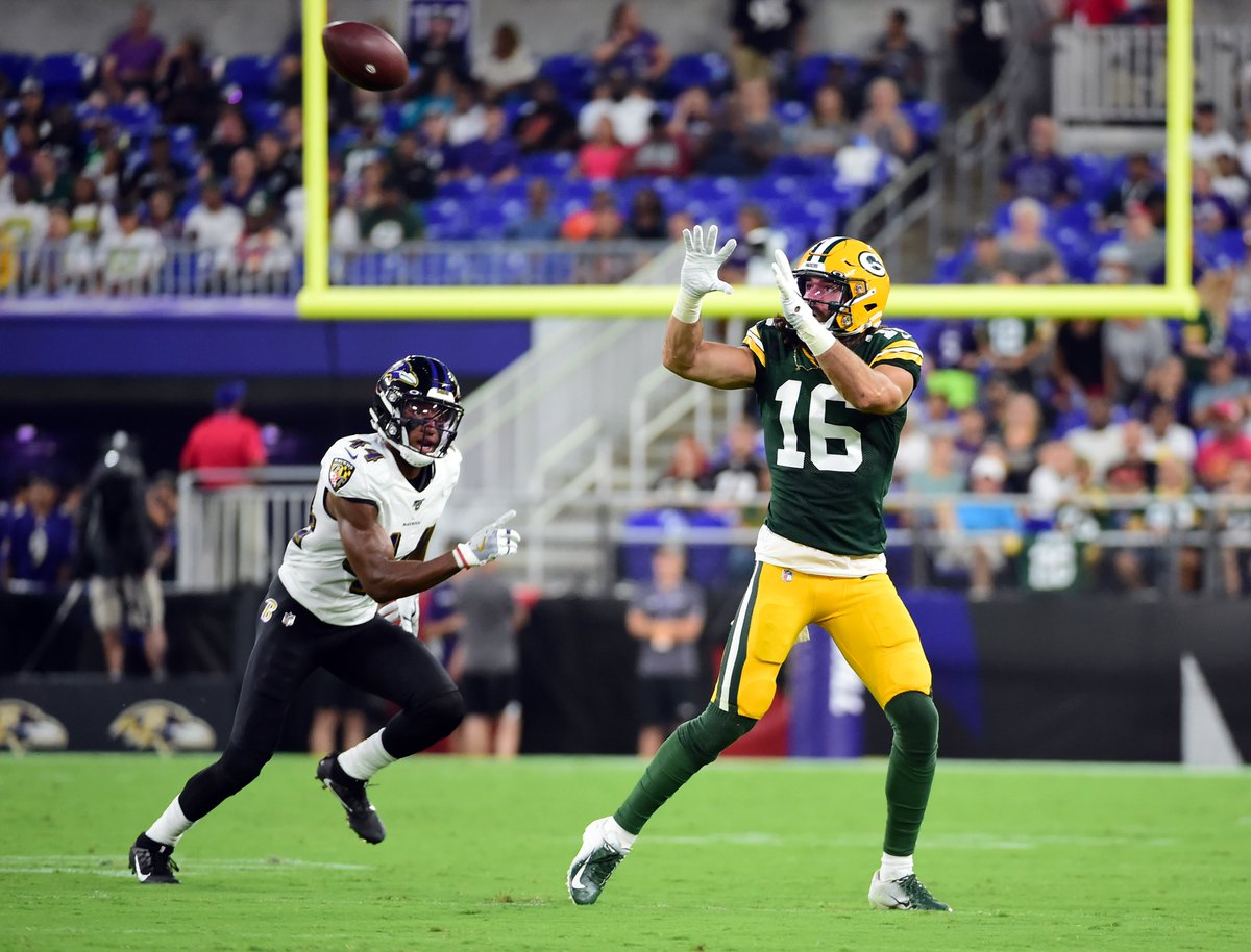 Kumerow leapfrogging the rest of the Packers WR competition dlvr.it/RBKfnK #Packers #GoPack