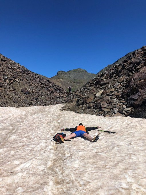Desde Arinsal @palarinsal  al techo de Andorra by @FerranFreixanet 👉 https://t.co/0X6USMXZ4v
