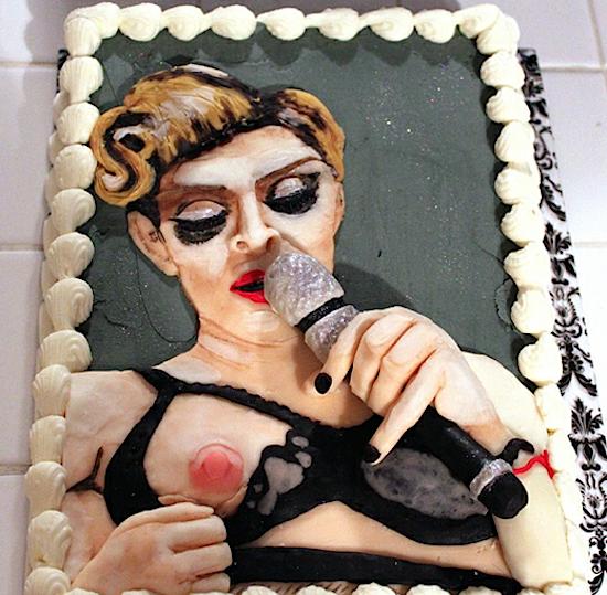 Happy 61st Birthday to I made cake.
