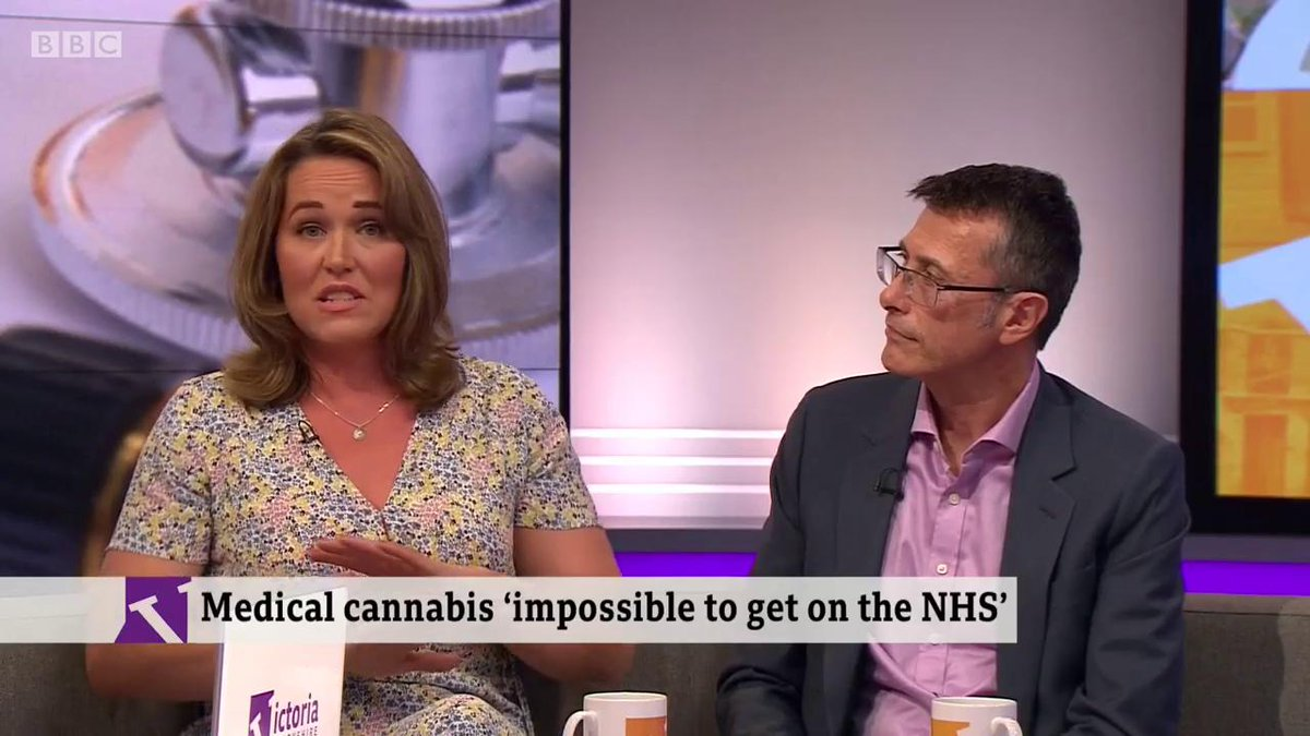 When we fought to legalise medical cannabis, we fought to legalise *access* to medical cannabis. The government is failing patients suffering from epilepsy and MS. It's the NHS, not private clinics or criminal gangs, that should be prescribing medication.
