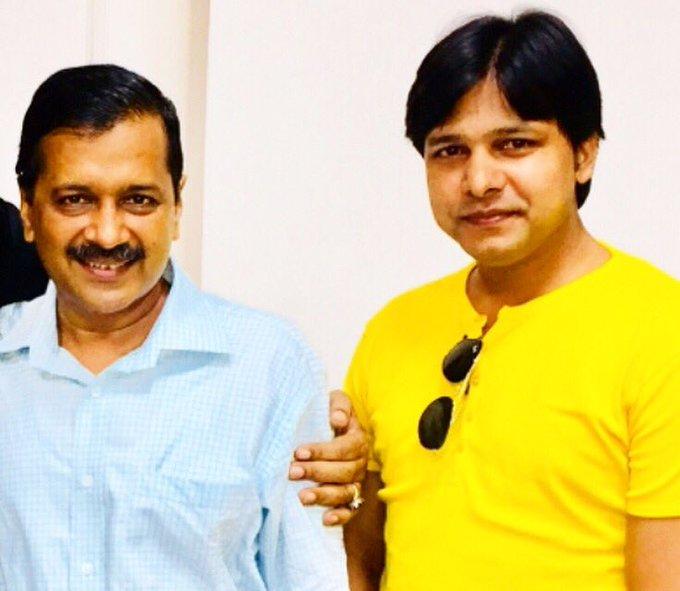 Happy Birthday to you CM of Delhi Arvind Kejriwal Ji Allah bless you