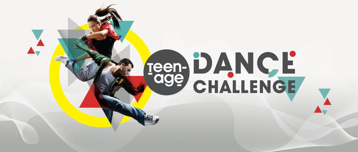 🗣️ #TeenageDanceChallenge is turning 10 – and were celebrating it with our biggest edition yet. Register now! bit.ly/TDC2019Registe…
