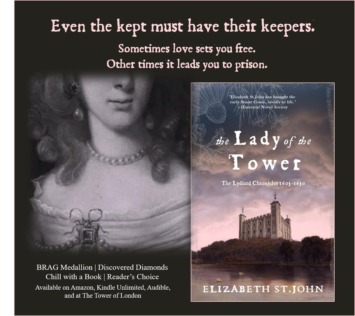 """""""Lucy is wonderful. A force of will, spirit and heart.""""  When you discover a 400 year old family diary and have to tell her story. @LydiardPark  #HistoricalFiction #Stuarts #17thCentury JUST $1.99 FREE KU  http:// tinyurl.com/TLCLOT    <br>http://pic.twitter.com/H5qO58WVFf"""