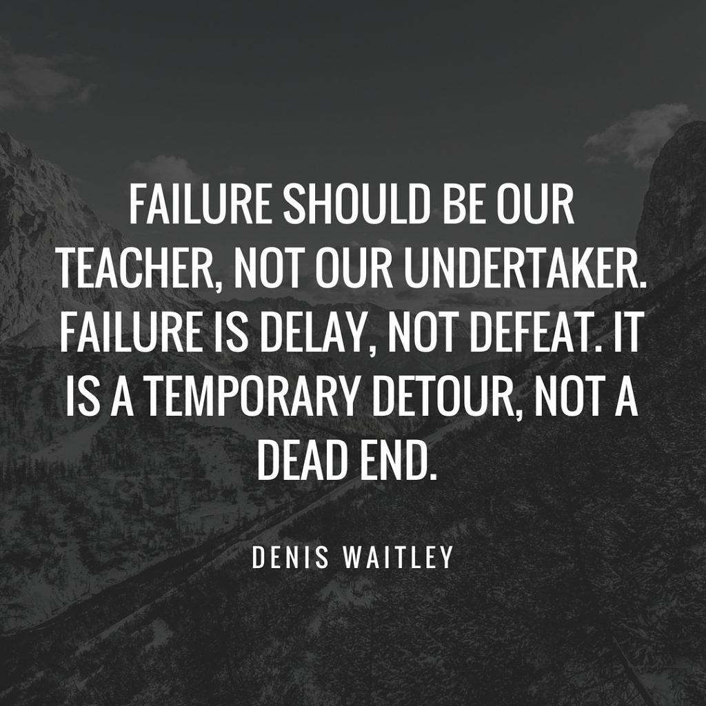 DETOUR not a DEAD END. #ALIGN #fitleaders