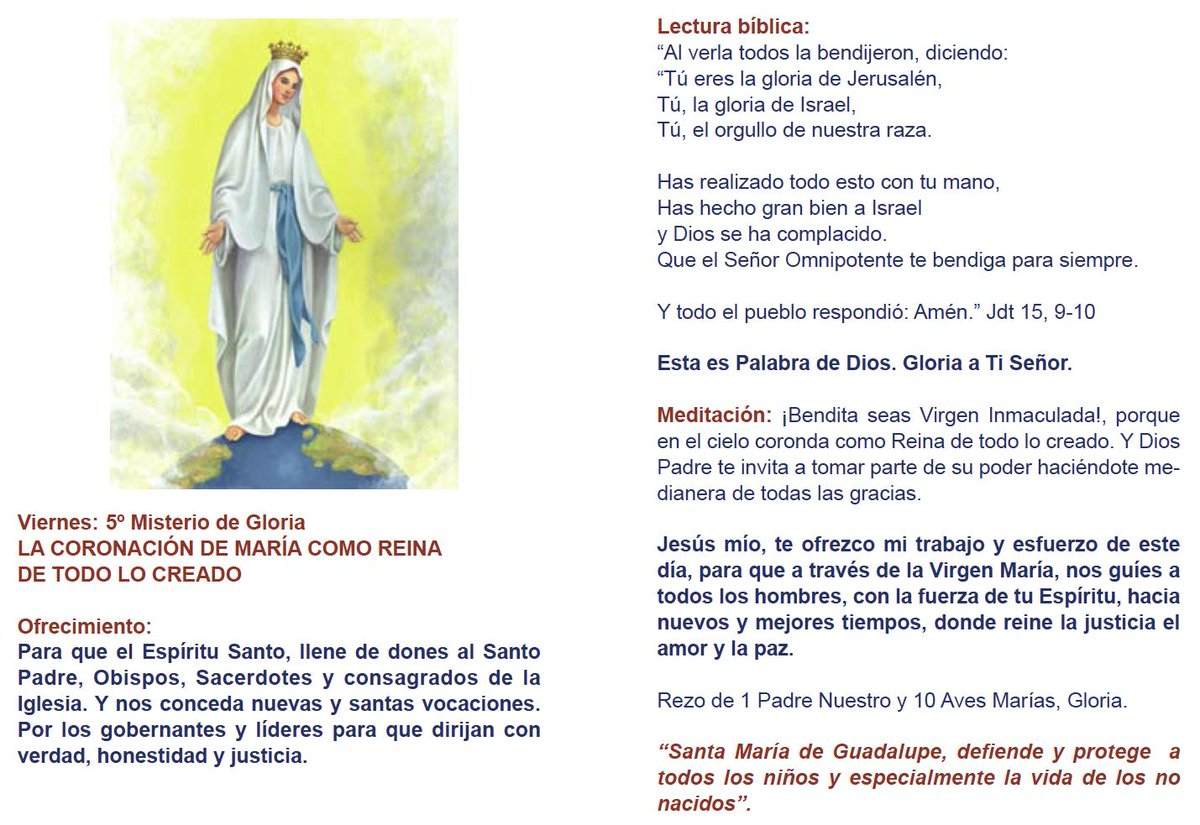 Cadenas De Oración Twitterissä Frases De El Santo Padre