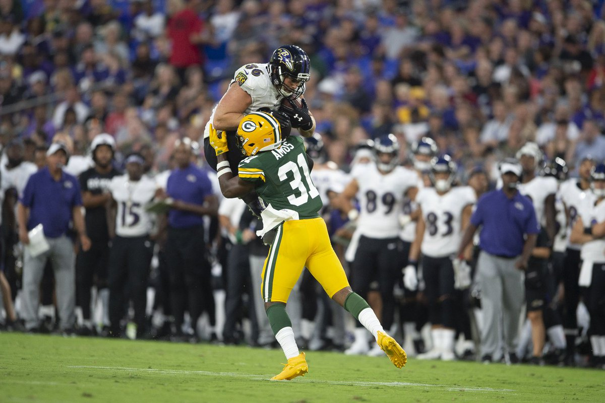 Ravens 26 Packers 13: Game Balls & Lame Calls dlvr.it/RBKyHc #Packers #GoPack