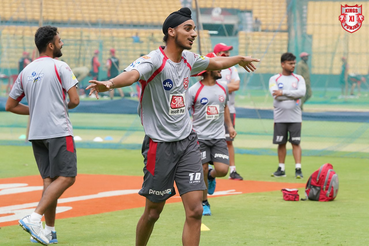 Home   KXIP   Official Website of the Kings XI Punjab