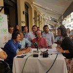 Image for the Tweet beginning: Cobertura especial de la #FeriaMálaga19