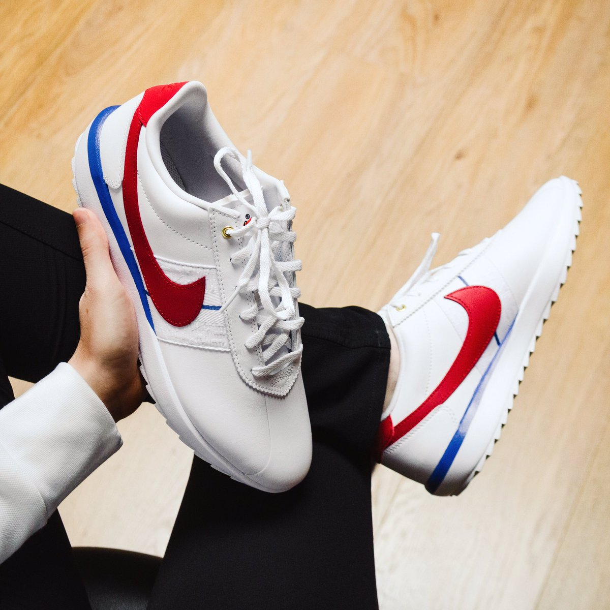 best sneakers 001c6 5fac2 One of the most OG colour ways since the 90s the Nike Cortez ...