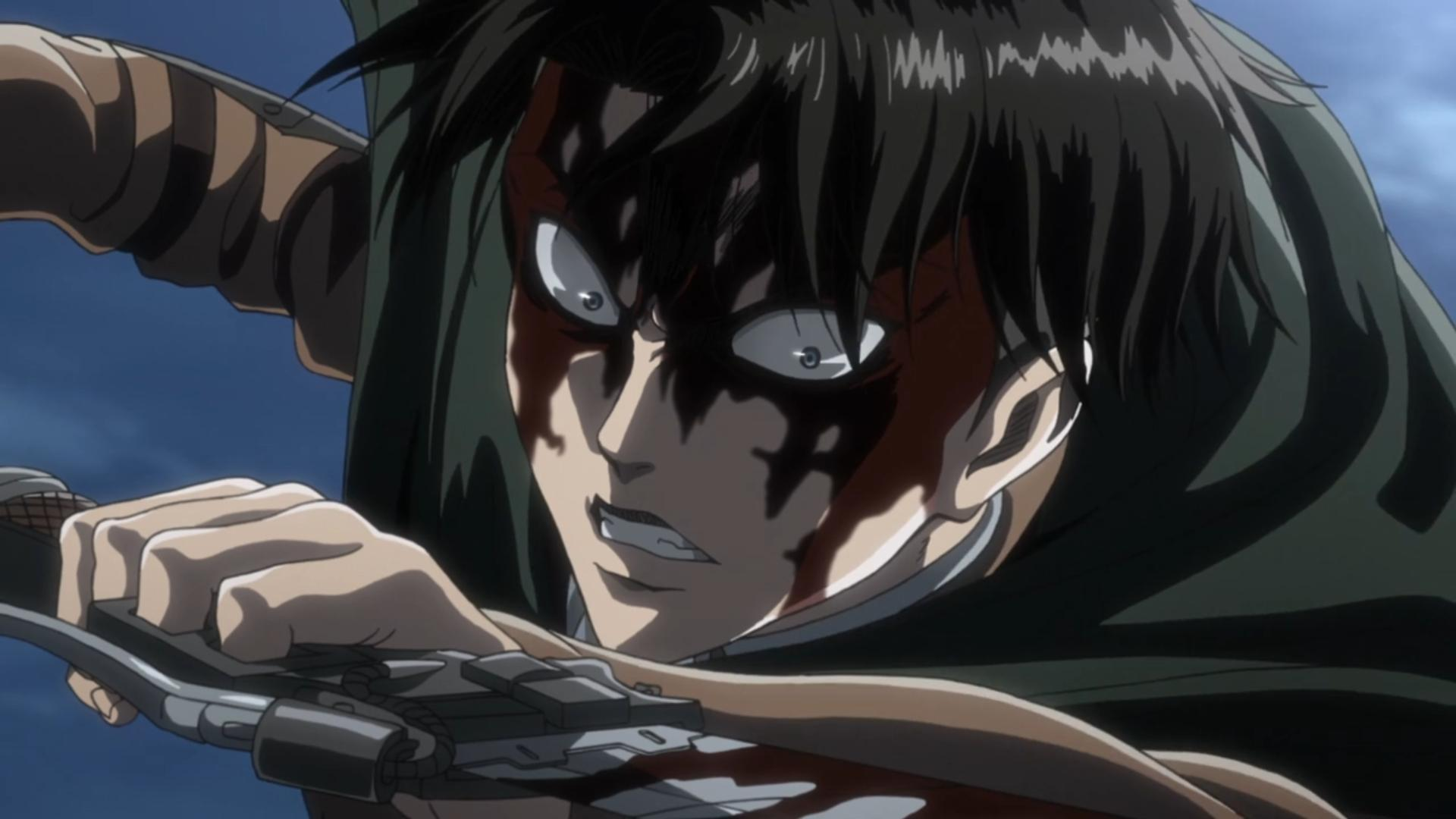"""Attack on Titan Wiki on Twitter: """"Arifumi Imai answers how long it took for  him to make the Levi vs Beast Titan scene. 1 month - Storyboard 3 months -  Draw https://t.co/QOkp94VorG…"""