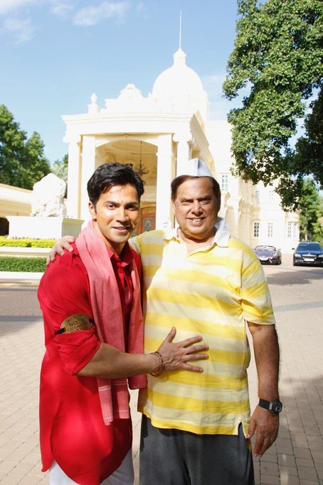 Happy Birthday David Dhawan Sir. Best wishes for next awaited cool project