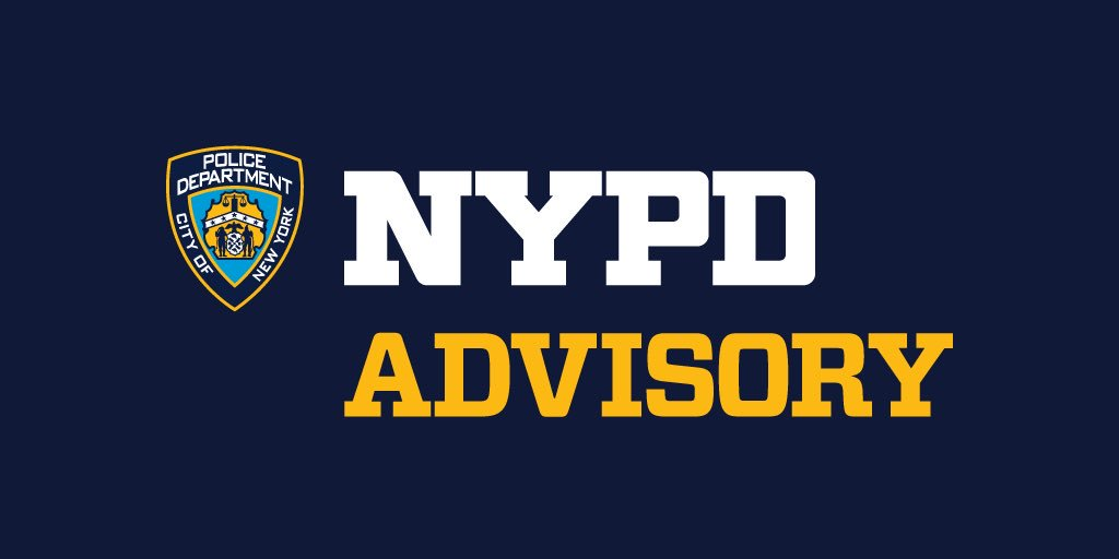 ADVISORY: Please avoid the area of Fulton St & William St in the Fulton St subway station (Manhattan) due to a police investigation. Expect a police presence and emergency vehicles in the area. Check @NYCTSubway for possible schedule changes. More info to follow.