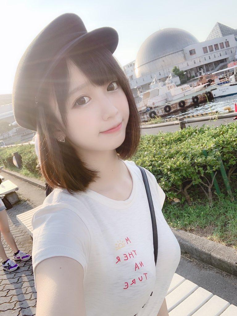 今日は名古屋港水族館に行ってきました~!♡~(>᎑<`๑)♡