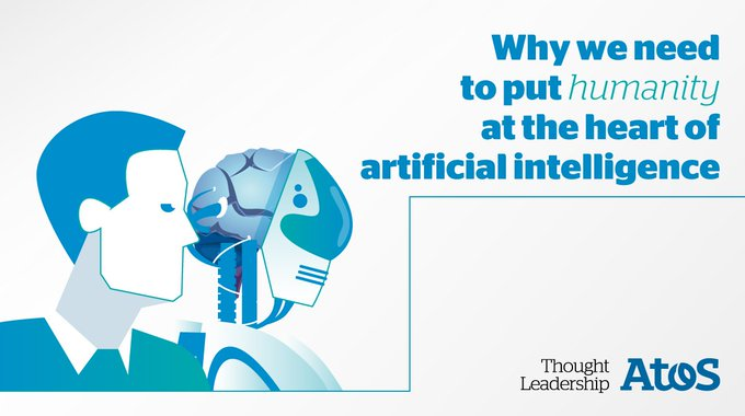 Did you know? By 2030,#robotics&#AIwill take human jobs in less that 5% of roles...