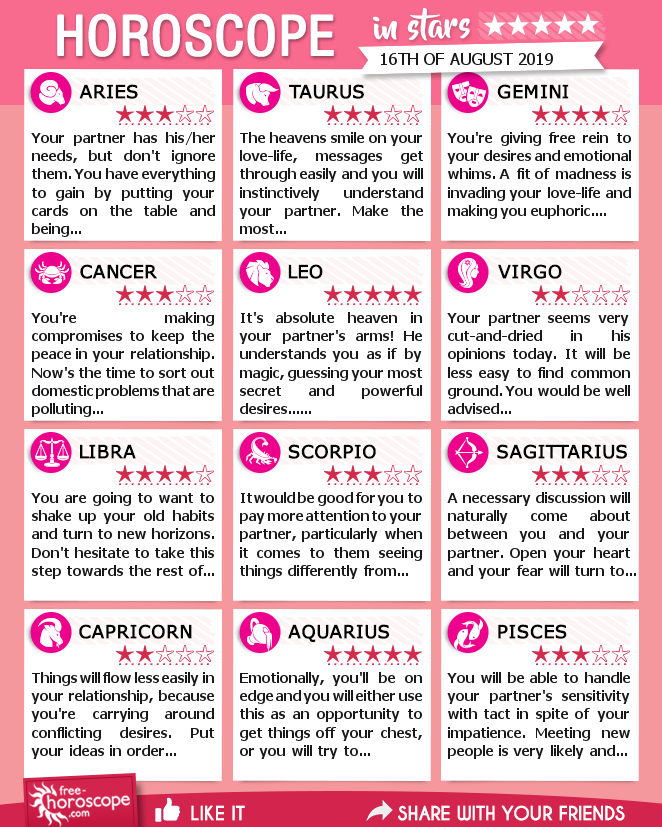 Free_Horoscope (@Horoscope_Free) | Twitter
