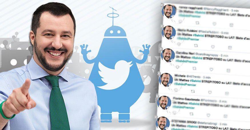 La confusione di Matteo Salvini è tutta nei suoi ...