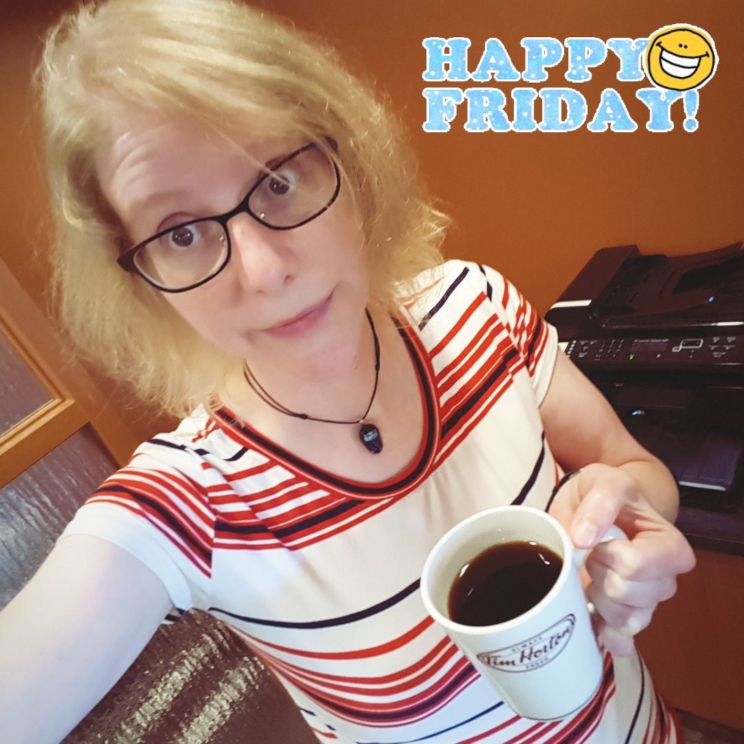 Good Morning! I'm so glad it's Friday! I hope everyone has a great day today!  #fridaymorning #Coffee <br>http://pic.twitter.com/c5tzZ92qem