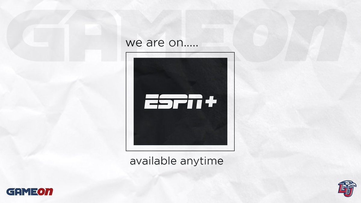 You can get a first look at this weeks show on ESPN+ at 2pm: espn.com/watch?id=19b1b… Dont worry, if you cant watch it now it will be archived for viewing anytime!