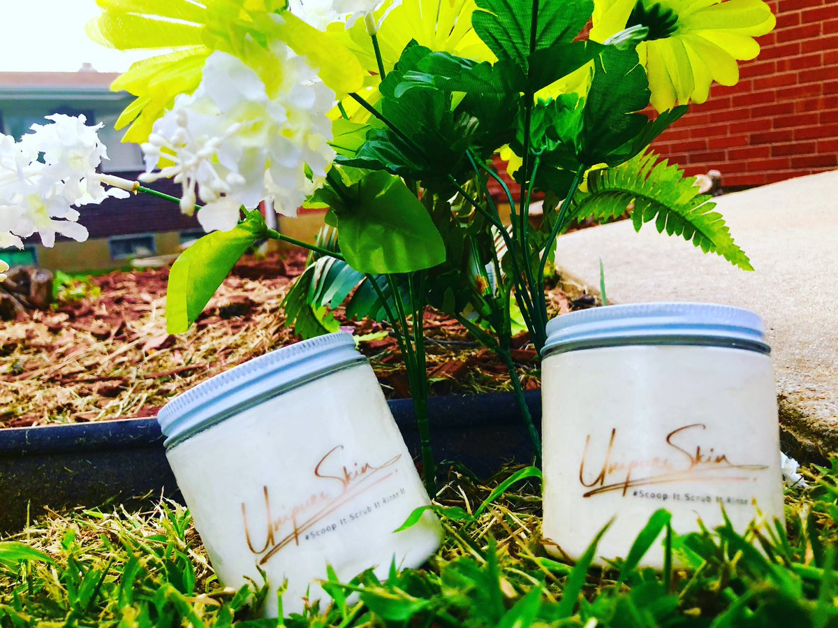 PURCHASE YOURS TODAY LADIESSS UNIQUESKIN BODY BUTTER WILL LEAVE YOUR SKIN SMOOTH & SHINY @unique.skinn   Website: https://uniqueskin.bigcartel.compic.twitter.com/2qVSdPPRvF