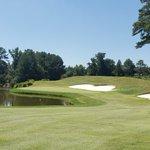 Image for the Tweet beginning: Target acquired. Birdie quest....#Golf