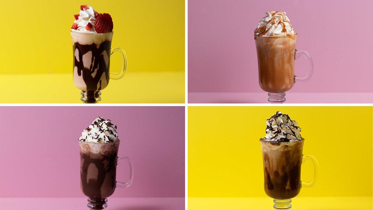 4 receitas de chocolate quente pra você guardar no seu coração!