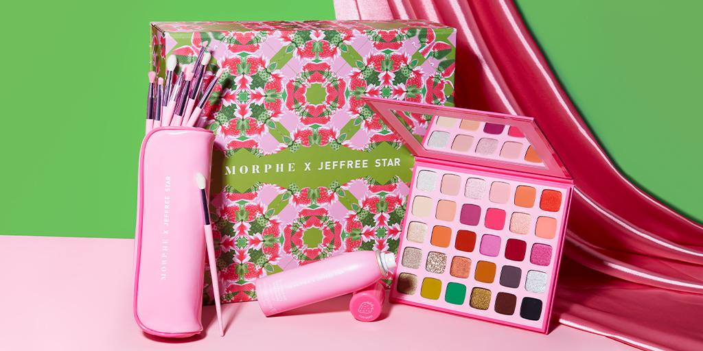 jeffree star x morphe