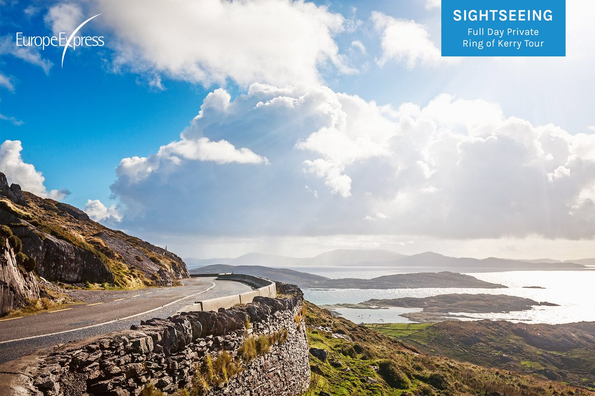 If your clients are visiting Killarney, encourage them to take a private tour of the Ring of Kerry! Find out more. https://t.co/cKFt32HvxQ