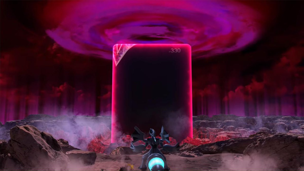 A new Pokemon trading card teaser might suggest the introduction of massive Dynamax cards. bit.ly/2HbpUNC