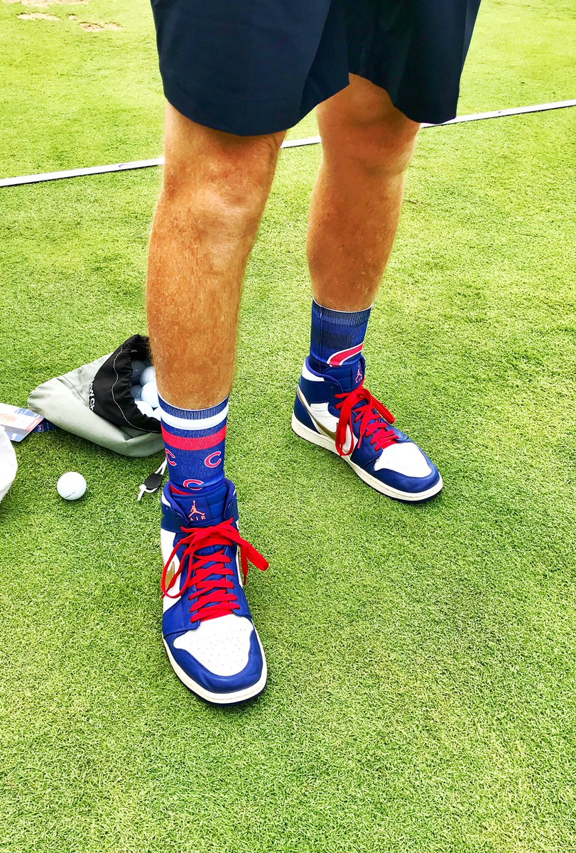 Cubs get some love at the BMW Championship — in an unusual place