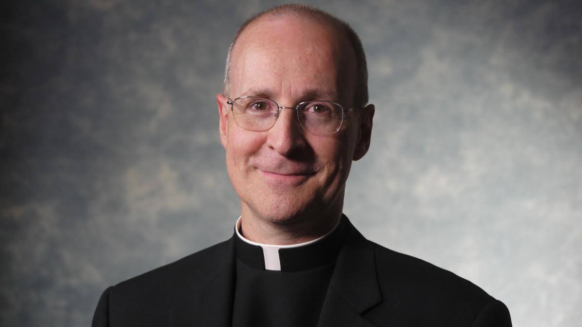 Here We Go: Catholic Priest James Martin Won't Apologize for Retweeting Post Calling God 'Her'