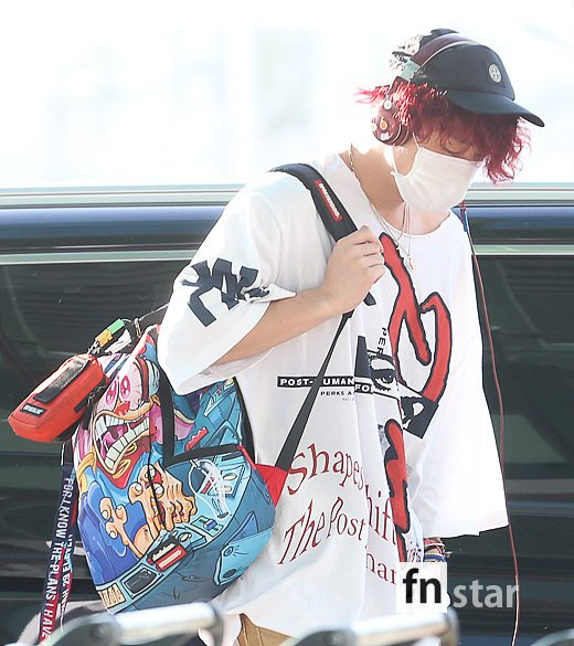 @YG_iKONIC [PRESS PHOTOS 📸] 190816 iKON at Incheon Intl Airport, heading to Los Angeles, CA for 88risings Head In The Clouds festival (3) #iKON #아이콘 @YG_iKONIC