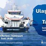"""Image for the Tweet beginning: #İzmirBuluşmaları """"Ulaşım ve Toplu Taşıma"""""""