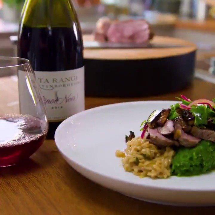 Image for the Tweet beginning: New Zealand chef Peter Gordon