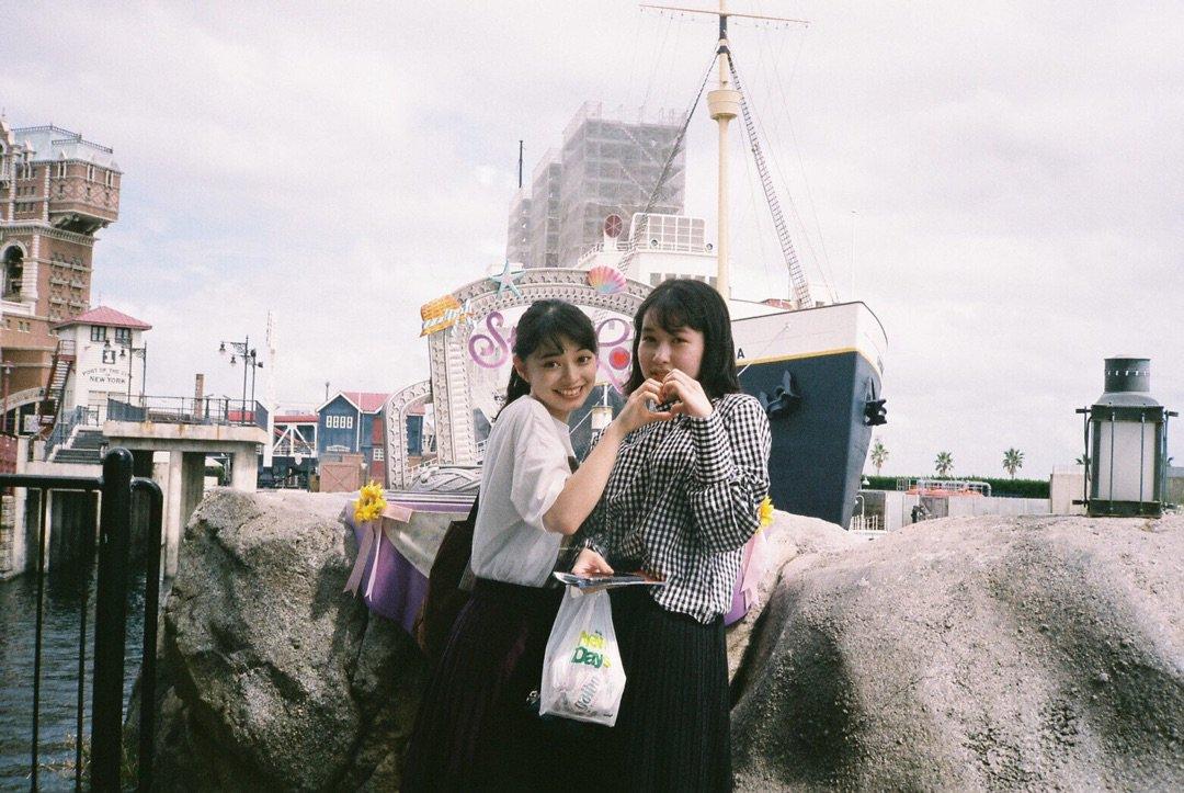 【メンバー Blog】 \ 横浜 / 上國料萌衣: こんばんは!上國料萌衣です!今日は「Next Page」in…  #ANGERME #アンジュルム