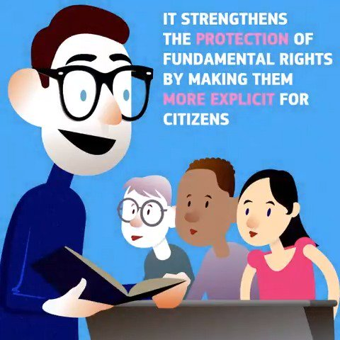 This year marks the 10th anniversary of the EU Charter of Fundamental Rights. Find out what it covers and how it protects your rights ↓